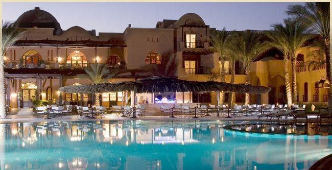 5 ocijenjeno hoteli u Hurghada