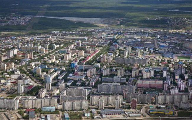 Grad mira (Yakutia): u rudnik dijamanata. Istorija, opisi, fotografije
