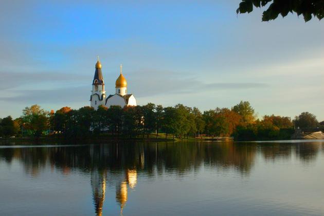 Город сестрорецк: достопримечательности с описанием
