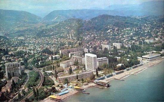 SUKHUM Abhazije