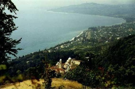 Abhazije gradova