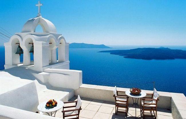 letovalištu Grčka