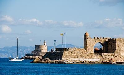 grad Grčka