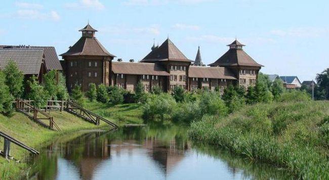 hoteli Suzdal