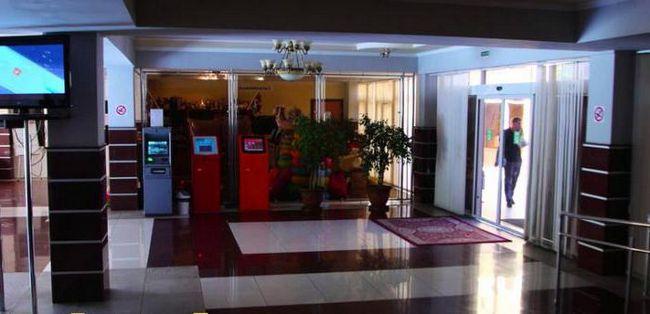 Hotel Sukhumi Inter-Sukhum