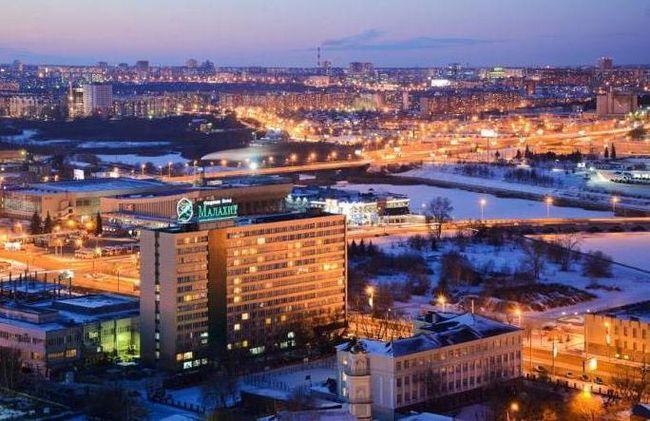 """Hotel """"malahit"""", Čeljabinsk: recenzije, fotografije, adresa"""