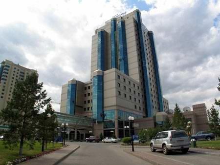 Astana hoteli. Astana Hoteli proračuna. Mini-hotel