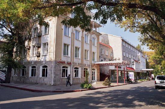 Hoteli u Feodosija: cijena mišljenja. Privatne hoteli Feodosija