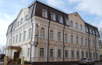 Hoteli Serpukhov Moskve: fotografije i recenzije