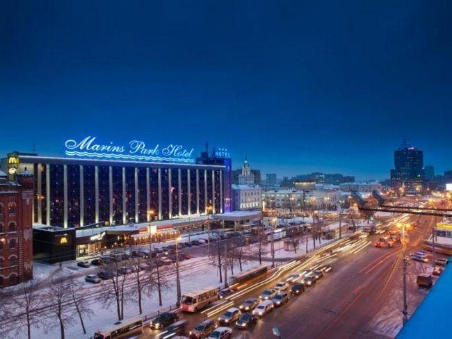 Hoteli u Ekaterinburg. Hoteli u centru Jekaterinburg: fotografije i recenzije