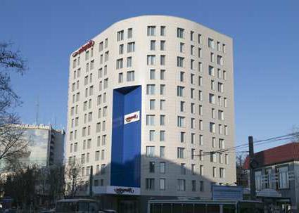 Hoteli u Voronjež: fotografije i recenzije