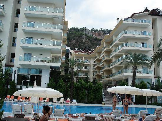 Grand Ring Hotel 5 (Turska, Kemer): fotografije i recenzije