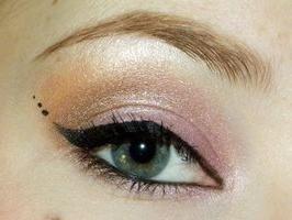 make-up u grčkom stilu