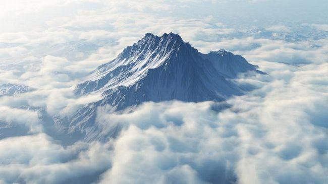 Grčka. Olympus - najviši vrh