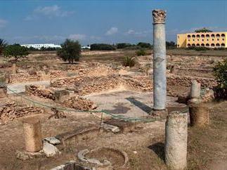 Tunis Hammamet znamenitosti