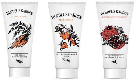 Hendel`s garden: отзывы о креме
