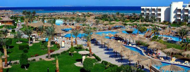 Hilton Hurghada Long Beach Resort 4 * (Egipat). Mišljenje turista o hotelu i fotografija