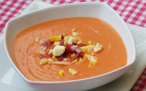 испанский холодный суп
