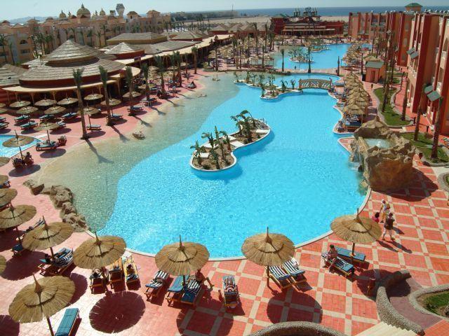 reci mi dobar hotel u Hurghada