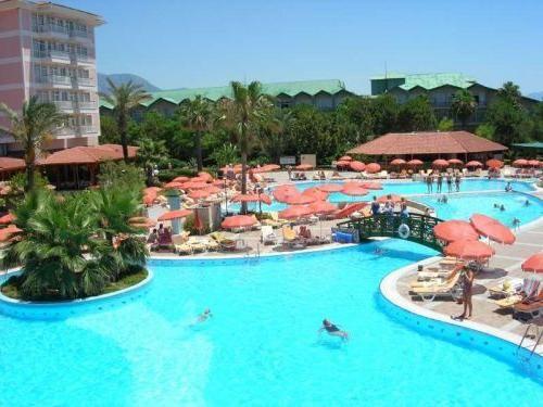 Best hoteli u Kemer, Turska