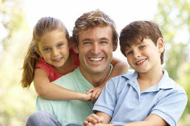 Хороший отец: основные характеристики, особенности и практические рекомендации