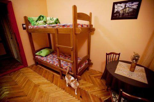 Hosteli Lviv: pregled