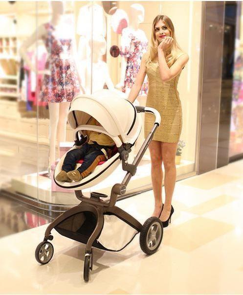 Hot Mom (коляска): отзывы и характеристики