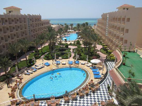 Hurghada Hotel Sea Star Beau Rivage hotel: mjesto, opis, fotografije i recenzije