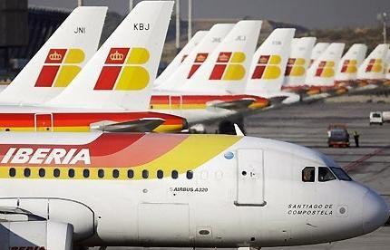 Iberia aviokompanija u Moskvi