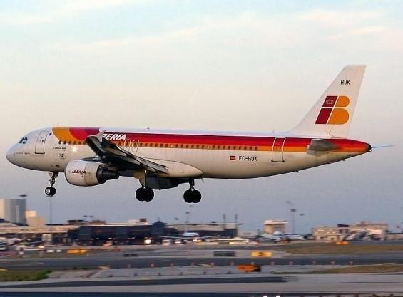 aviokompanija Iberia recenzije