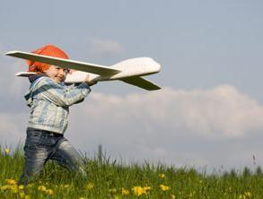 igračka avion