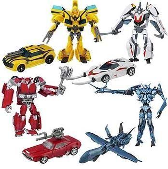 igračka transformator