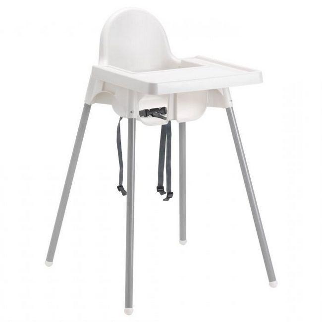 стульчик для кормления антилоп икеа