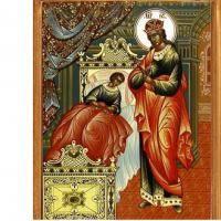 molitvu iscelitelj ikona Bogorodice