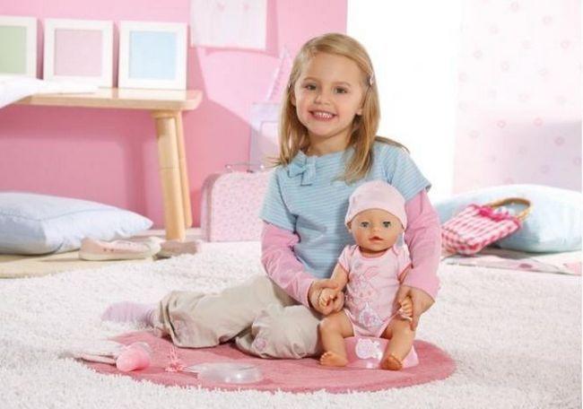 interaktivni doll za djevojčice