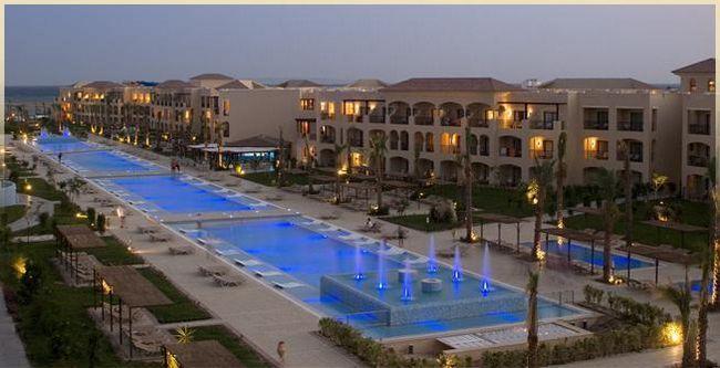Hoteli za odmor s djecom Egiptu