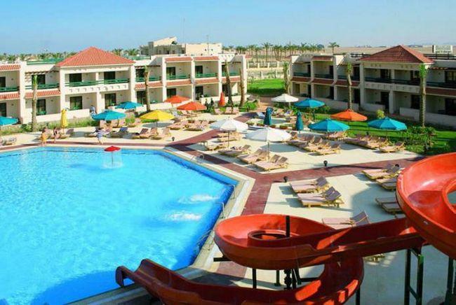 Otok Garden Resort 4 (Sharm El Sheikh): fotografije i recenzije