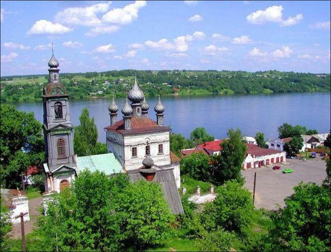 Ivanovo - Nižnji Novgorod: Uputstva