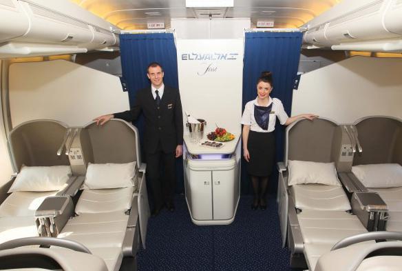 aviokompanija El Al putnike u Moskvi recenzije