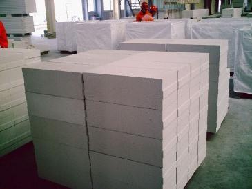Изделия из ячеистого бетона