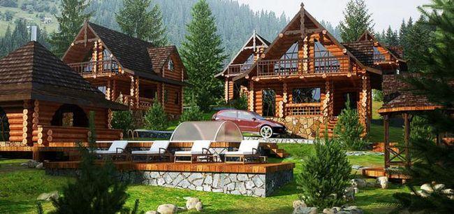 Яремча - отдых летом и основные достопримечательности курорта