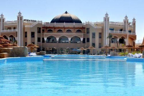 jasmin palača Hurghada recenzije