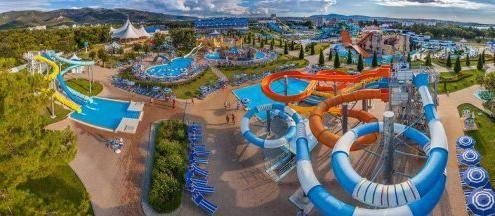 Krasnodar Aqua park Golden Bay
