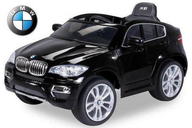 Электромобиль BMW - детский каприз на любой праздник!