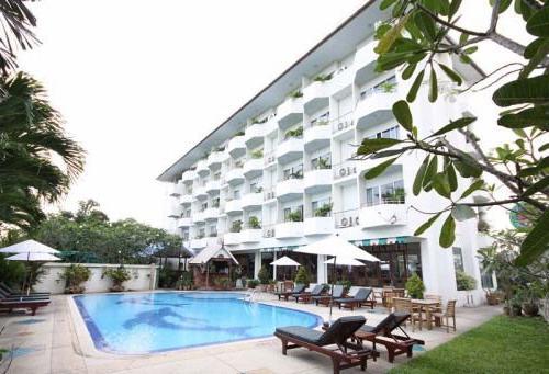 Jp vila Pattaya * 3: opis hotela, a recenzije