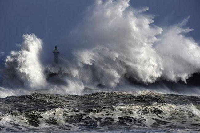 Zašto san o velikom valu? oneiromancija