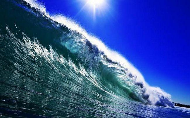 sanjati Big Wave naslovnice