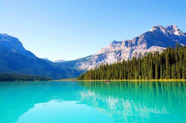 šta snovi vode u jezeru