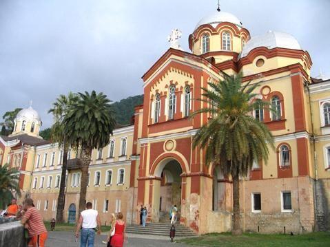 kako doći do Abhaziji