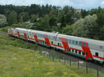 Adler Vlak Nižnji Novgorod